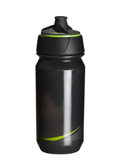 Tacx Shanti Twist Trinkflasche 500ml smoke/grün